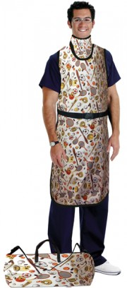 Male Economy Apron Bundle Kit
