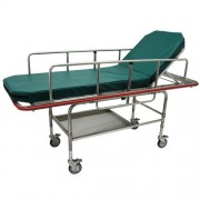 MRI Approved Transport Gurney: 600#