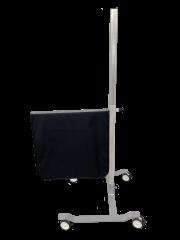 Premium H-Base Mobile Radiation Shields