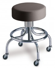 Screw Adjustable Seat Stool 4 Leg