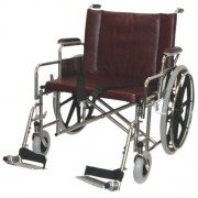 MRI Bariatric Wheelchair: 24