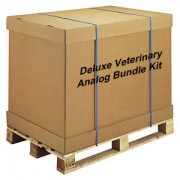 Deluxe Veterinary Analog Bundle Kit