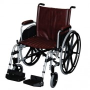 Non-Ferromagnetic MRI Wheelchair 22