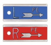 Aluminum Right & Left (1/2