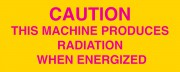 Sign: Caution Energized