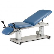 Multi-Use Ultrasound Table with Stirrups
