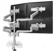 Quad Monitor Extension Arm