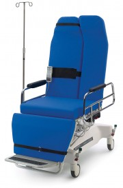 Motorized Video Swallow Chair - Complete Short Wheel Base