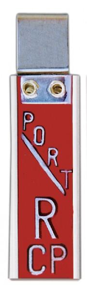 Marker Clip Double R&L Portable