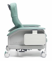 Deluxe Clinical Care Recliner