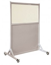 CT Mobile Radiation Lead Shield X-Ray Barrier