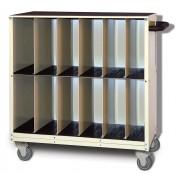 Image Receptor & Organization Cart