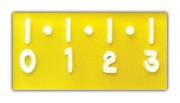 Digital Style Ruler Marker