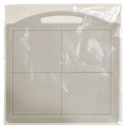 X-ray Cassette Cover Top Fold for CR/DR Image Receptors 8