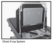 X-Ray Trauma Stretcher