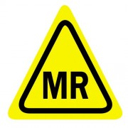 MRI Conditional Sticker