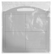 Disposable Zip-Top X-Ray Panel/Receptor/Cassette Covers - 17.5