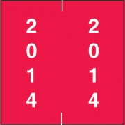 Year Code Labels - AVF