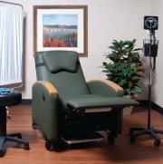 PET Resting Clinical Chair Recliner - NEW