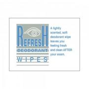 Mammography Deodorant Wipes