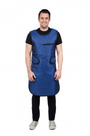 Flex-Guard Lead Apron with Hook And Loop