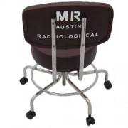 Custom Stenciling for Stools and Chairs