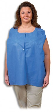 Disposable Mammography Exam Vest