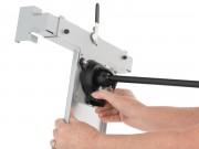 Mobile Tilt & Rotate Image Receptor Holder