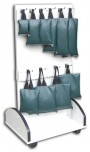 Mobile Sandbag Holder
